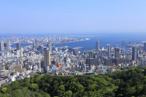 神戸の街並