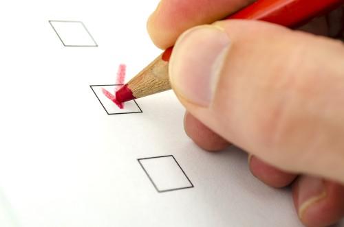 選挙テスト