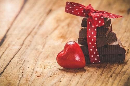チョコレートバレンタイン