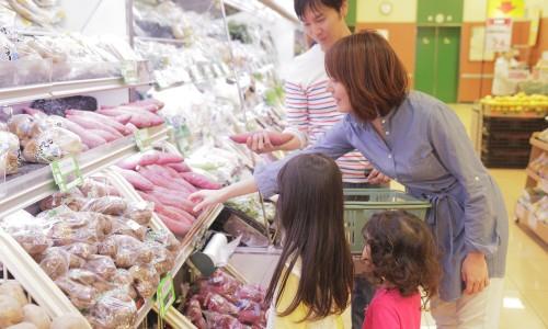 スーパーでやると違法になってしまう4つの行為