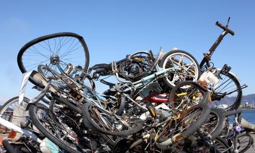 捨ててある自転車に勝手に乗ったら犯罪に?