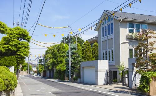 クロロ / PIXTA(ピクスタ)街並東京