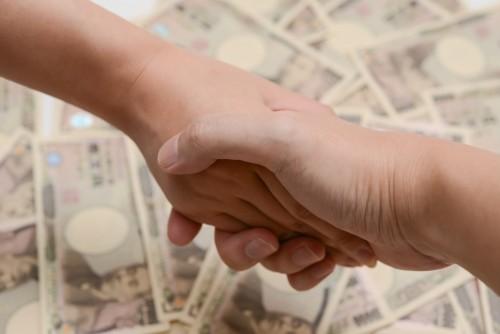 お金 握手 八百長 賭博