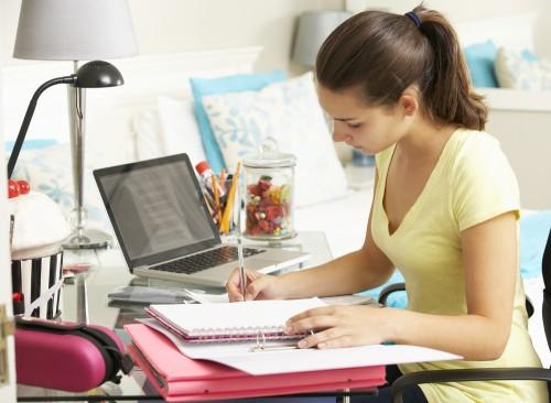 女性勉強部屋