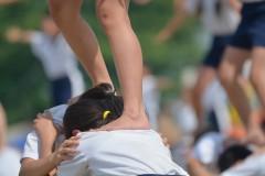 学校体操     のびー / PIXTA(ピクスタ)