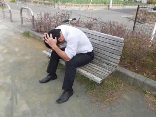 ワンセブン / PIXTA(ピクスタ)解雇サラリーマン