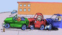 高速道路の「複数台玉突き事故」…中間にいた車の法的責任はどうなる?